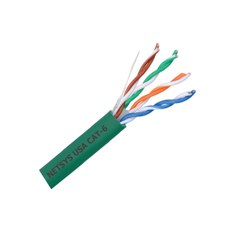 VC6 Cat6 UTP PVC Green - CMR - 1000' Box Vextra Made in USA Wiring For Cat on bnc wiring, rca wiring, catv wiring, tv wiring, cat5 wiring, lan wiring, ethernet wiring, displayport wiring, t1 wiring, rj11 wiring, cat wiring, cable wiring, networking wiring, data wiring, audio wiring, router wiring, hdmi wiring, rj45 wiring, rs232 wiring, cat5e wiring,